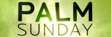 Palm Sunday Dessert Auction