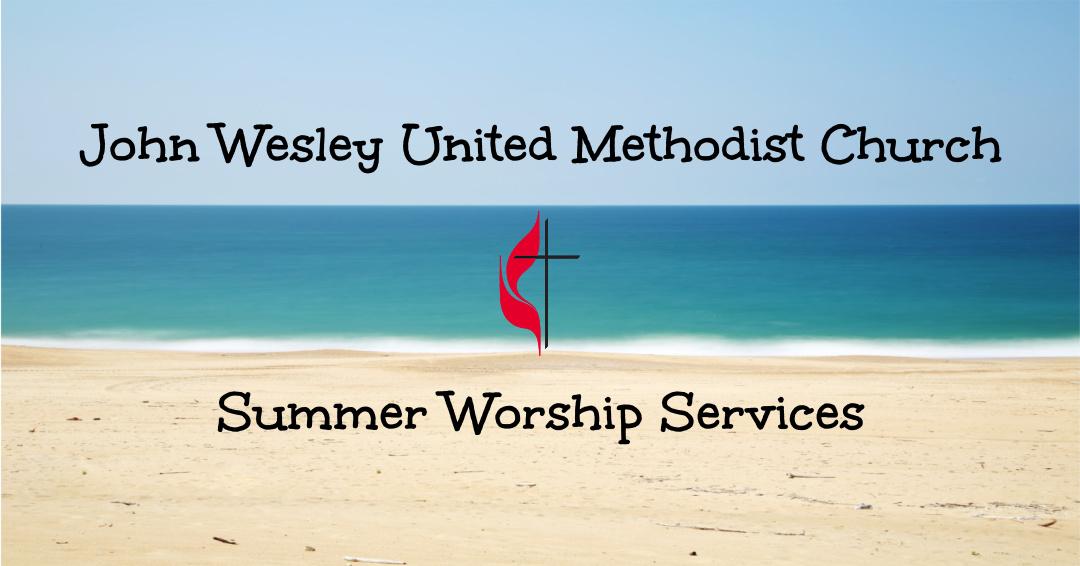 Summer Worship Service